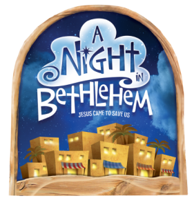 A NIght in Bethlehem logo
