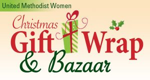 Christmas Gift Wrap and Bazaar