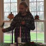 Wednesday's Word - Creating an Advent Wreath